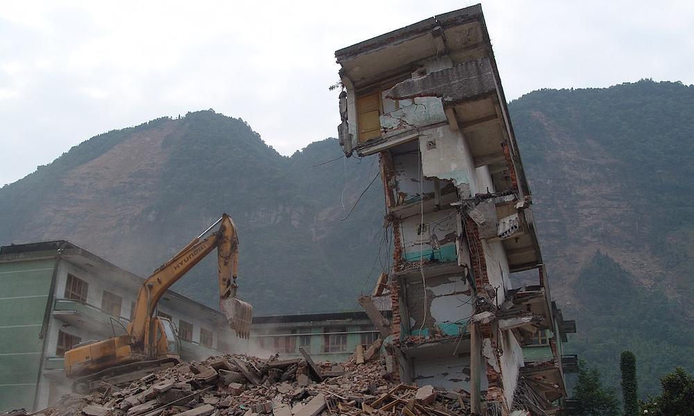 Yapıların Yıktırılmasına İlişkin Yönetmelik Taslağı - 2012