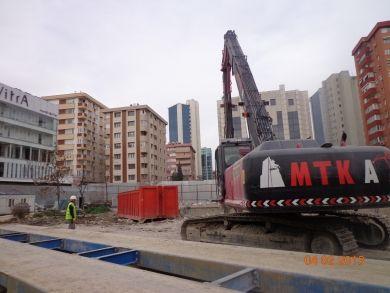 (110m) Anadolu Holding için Yıkım