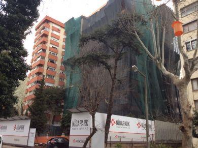 NidaPark/Kadıköy Bina Yıkımları