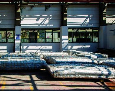 SIEMENS Asbest Sökümü ve Yıkımı