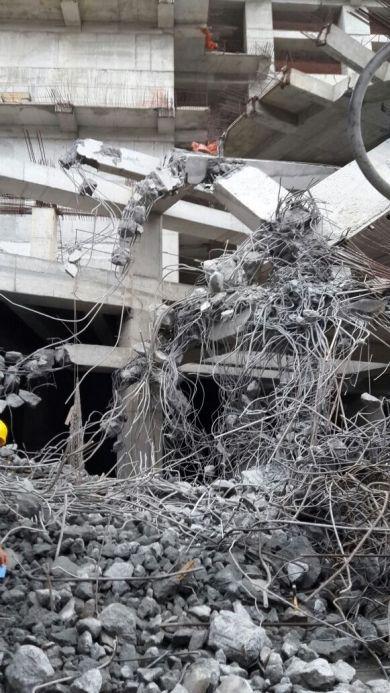 Skyland Seyrantepe Kısmi Yıkımı